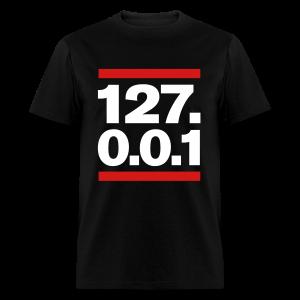 127.0.0.1 T-shirt - Men's T-Shirt