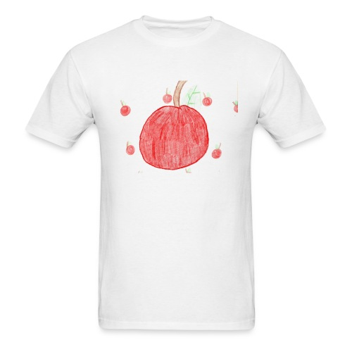 A Cherry Tee for Charity (Big Cheese Cherry) - Men's T-Shirt