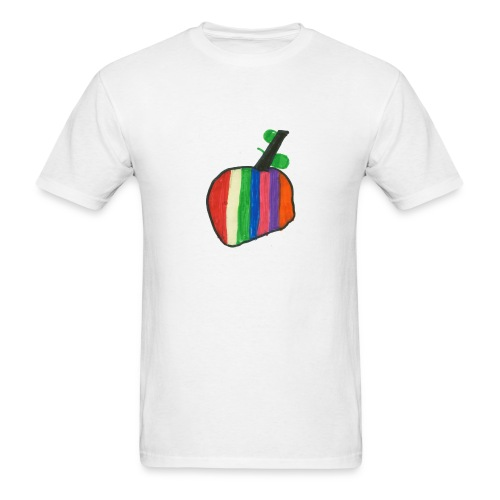 A Cherry Tee for Charity (Rainbow Cherry) - Men's T-Shirt