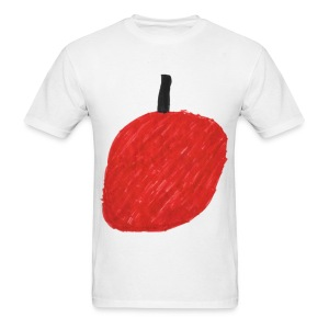 A Cherry Tee for Charity (Big Red Cherry) - Men's T-Shirt