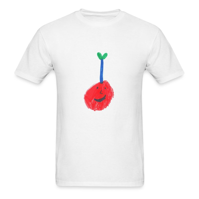A Cherry Tee for Charity (Freaky Stem Cherry) - Men's T-Shirt