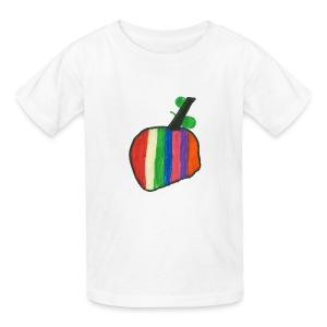 A Cherry Tee for Charity (Rainbow Cherry) - Kids' T-Shirt