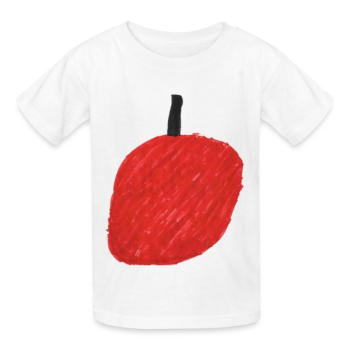 A Cherry Tee for Charity (Big Red Cherry) - Kids' T-Shirt