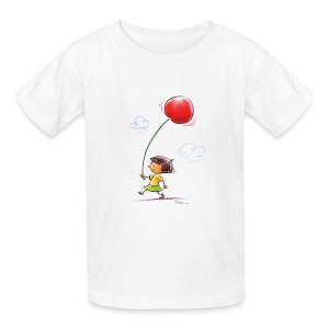 A Cherry Tee for Charity (Balloon Cherry) - Kids' T-Shirt