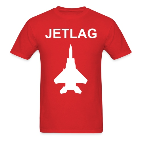 JETLAG - Men's T-Shirt