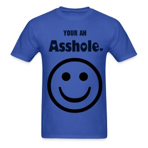 Asshole Tee(Mens) - Men's T-Shirt