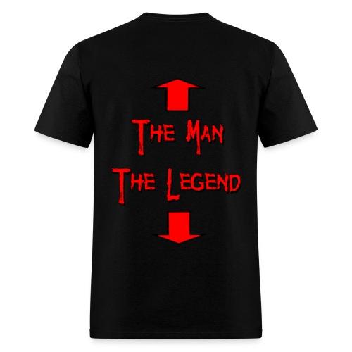 The Legend  - Men's T-Shirt