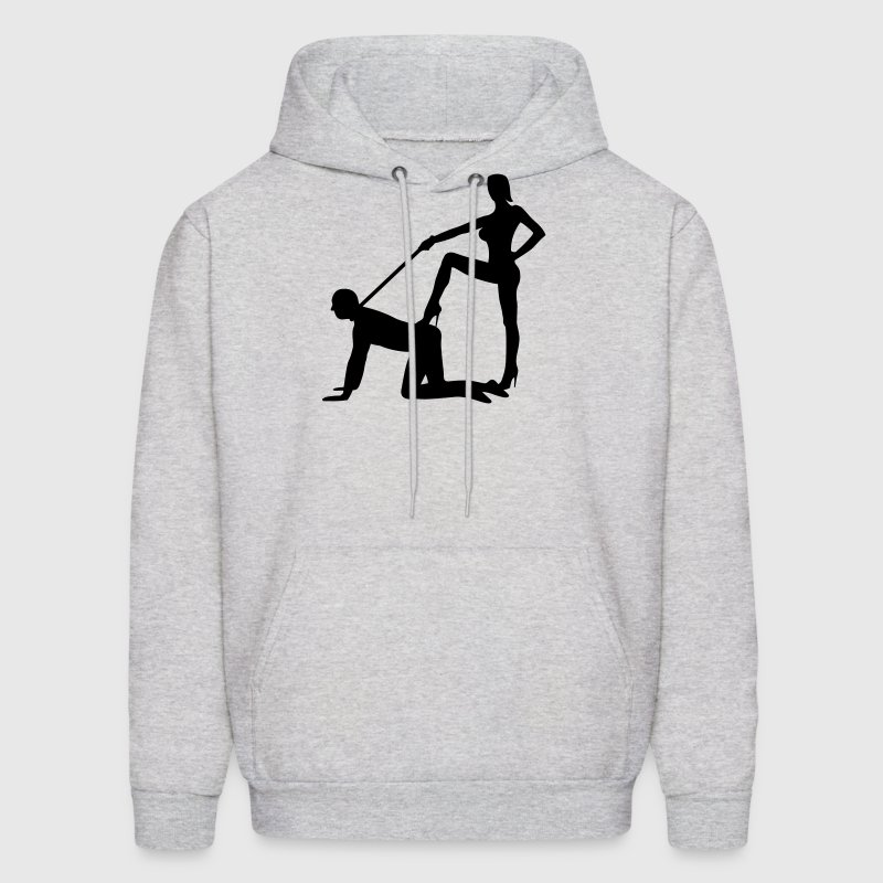 scenes from a marriage dominatrix domina whip lash high heel bachelor party bachelorette wedding leash Hoodies - Men's Hoodie
