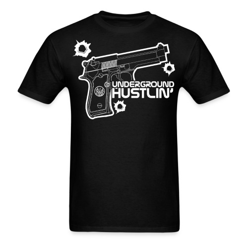 UGH - Gun Hustlin' Tee - Men's T-Shirt
