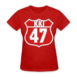 KKI 47 - Women's T-Shirt