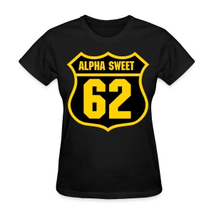 Alpha Sweet 62 - Women's T-Shirt