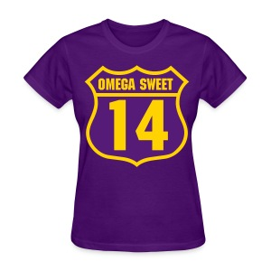 Que Sweet 14 - Women's T-Shirt