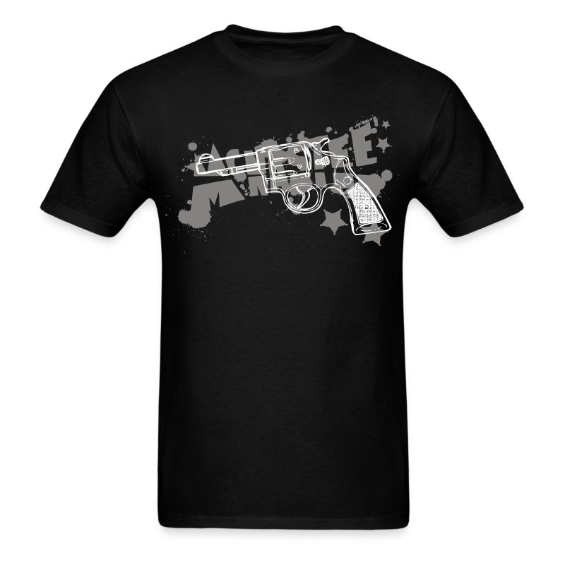 McNastee - Great Plains Drifter Tee - Men's T-Shirt
