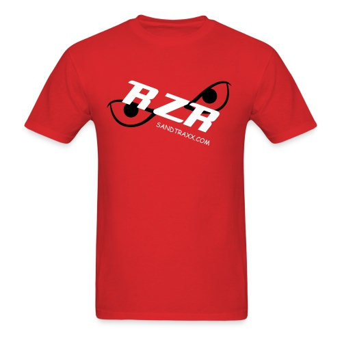 RZR Rider RED Tee - Men's T-Shirt