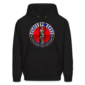 US National Guard (USNG) Emblem - Men's Hoodie