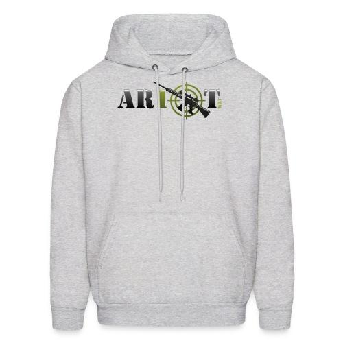 AR10T.com Hooded Sweatshirt - Men's Hoodie