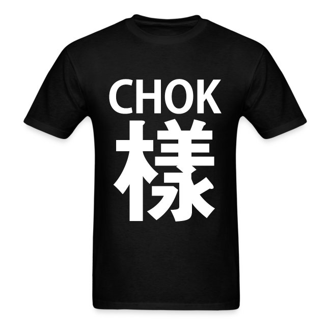 Men CHOK Black