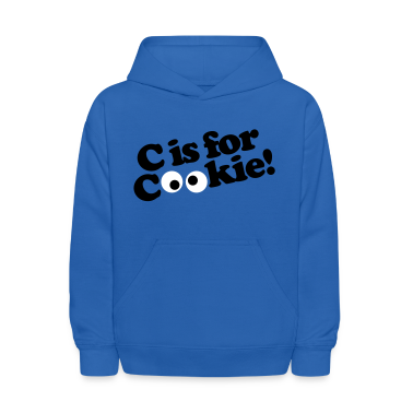 C is for Cookie Sweatshirts