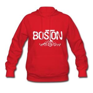 Boston Rooted - Women's Hoodie
