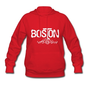 Boston Rooted - Women's Hoodie