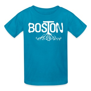 Boston Rooted - Kids' T-Shirt