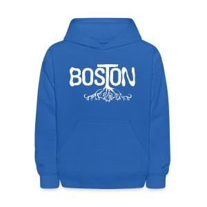 Boston Rooted - Kids' Hoodie