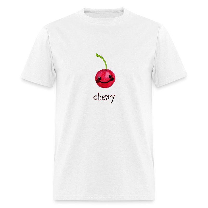 A Cherry Tee for Charity (Cheery Cherry) - Men's T-Shirt