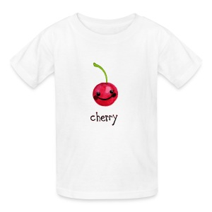 A Cherry Tee for Charity (Cheery Cherry) - Kids' T-Shirt