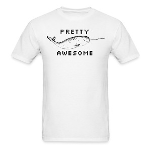 Pretty Awesome - Men's T-Shirt