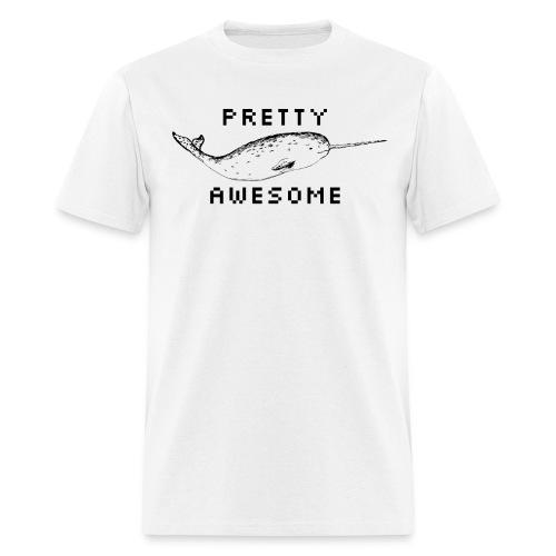 Pretty Awesome - Men's T-Shirt