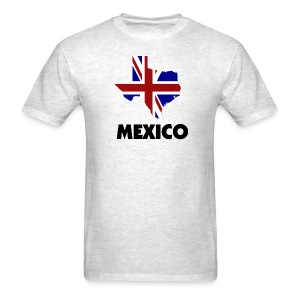 Brit Tex Mex - Men's T-Shirt