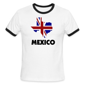 Brit Tex Mex - Men's Ringer T-Shirt