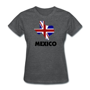 Brit Tex Mex - Women's T-Shirt