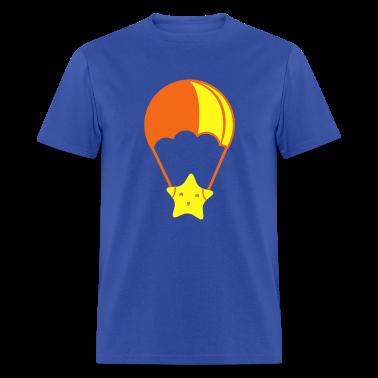 star on a parachute T-Shirts
