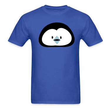 penguin face way too cute!  T-Shirts
