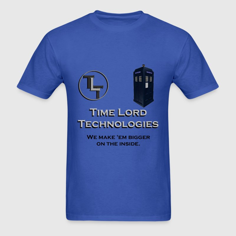 Time Lord Technologies T-Shirts - Men's T-Shirt