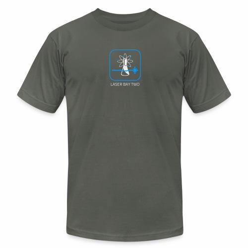 Laser Bay Two - Men's Fine Jersey T-Shirt
