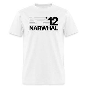 Narwhal 2012 - Men's T-Shirt