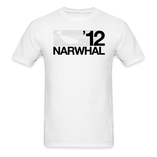 Narwhal 2012 - Men's T-Shirt