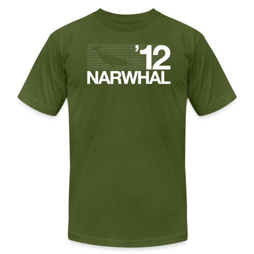 Narwhal 2012 - Men's Fine Jersey T-Shirt