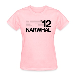 Narwhal 2012 - Women's T-Shirt