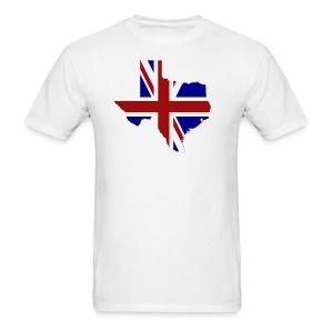 British Texas - Men's T-Shirt