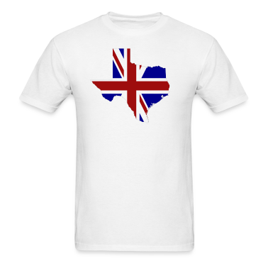 British Texas T-Shirts