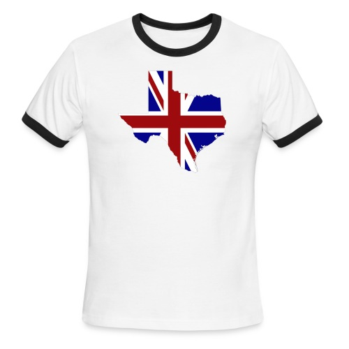 British Texas - Men's Ringer T-Shirt