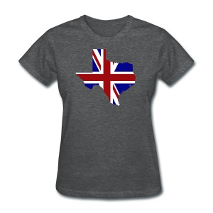 British Texas - Women's T-Shirt