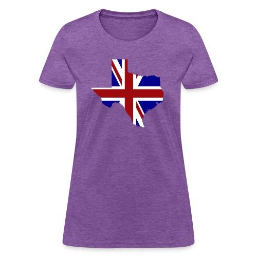British Texas - Women's T-Shirt