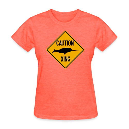 Narwhal Xing - Women's T-Shirt