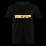 T-Shirts ~ Men's T-Shirt ~ Redemption Tour -- men's standard