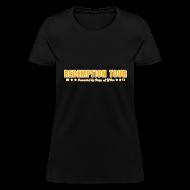 Women's T-Shirts ~ Women's T-Shirt ~ Redemption Tour -- womens standard