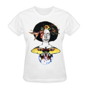 Mother Nature III Tee - Women's T-Shirt